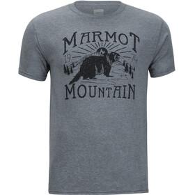 Marmot Sunrise - T-shirt manches courtes Homme - gris